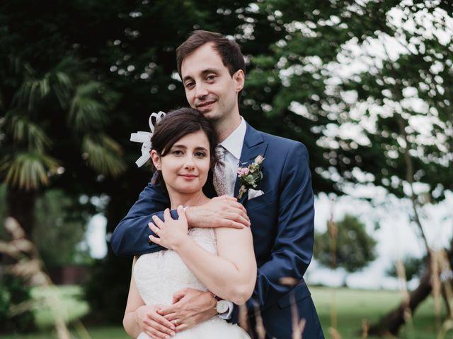 Le mariage de Antoine et Gabriela à Saint-Lon-les-Mines, Landes 58