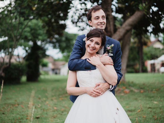 Le mariage de Antoine et Gabriela à Saint-Lon-les-Mines, Landes 59
