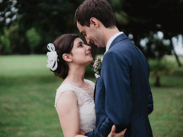 Le mariage de Gabriela et Antoine