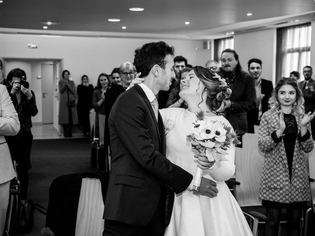 Le mariage de Julien et Rose à Vauréal, Val-d'Oise 1