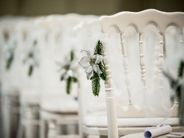Le mariage de Julien et Rose à Vauréal, Val-d'Oise 7