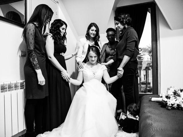 Le mariage de Julien et Rose à Vauréal, Val-d'Oise 18