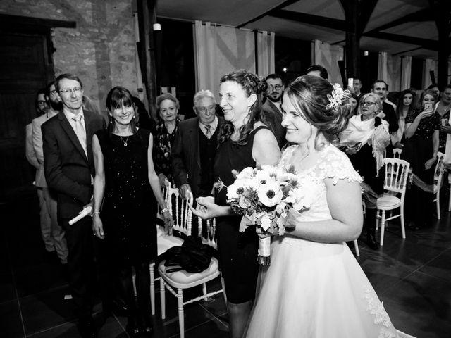 Le mariage de Julien et Rose à Vauréal, Val-d'Oise 20