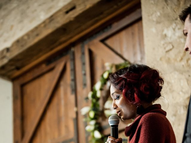 Le mariage de Julien et Rose à Vauréal, Val-d'Oise 21