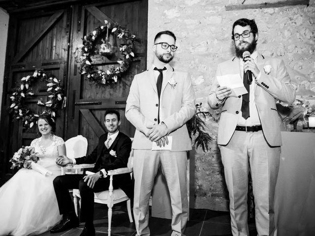 Le mariage de Julien et Rose à Vauréal, Val-d'Oise 22