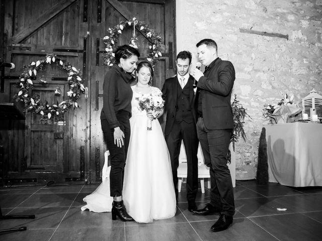Le mariage de Julien et Rose à Vauréal, Val-d'Oise 24