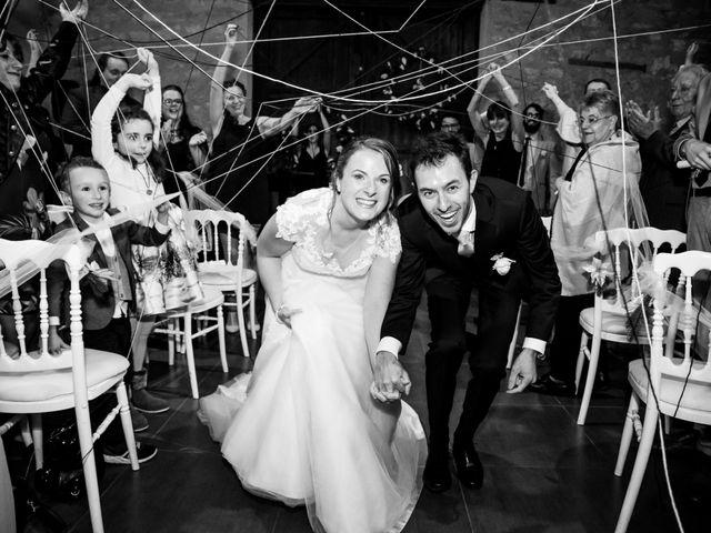Le mariage de Julien et Rose à Vauréal, Val-d'Oise 25