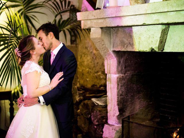 Le mariage de Julien et Rose à Vauréal, Val-d'Oise 28