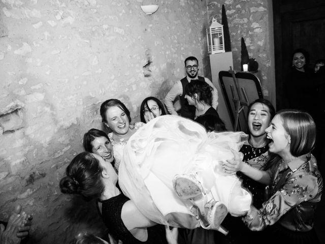 Le mariage de Julien et Rose à Vauréal, Val-d'Oise 33