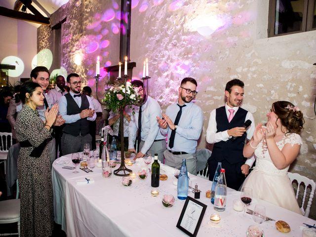 Le mariage de Julien et Rose à Vauréal, Val-d'Oise 34