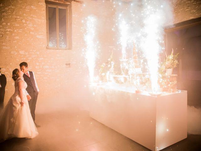 Le mariage de Julien et Rose à Vauréal, Val-d'Oise 37