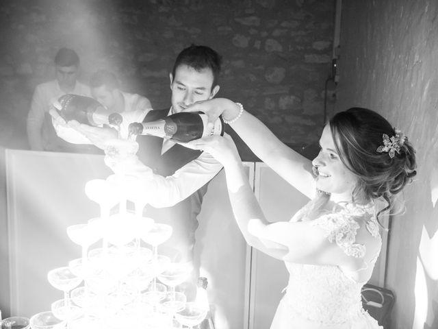 Le mariage de Julien et Rose à Vauréal, Val-d'Oise 38