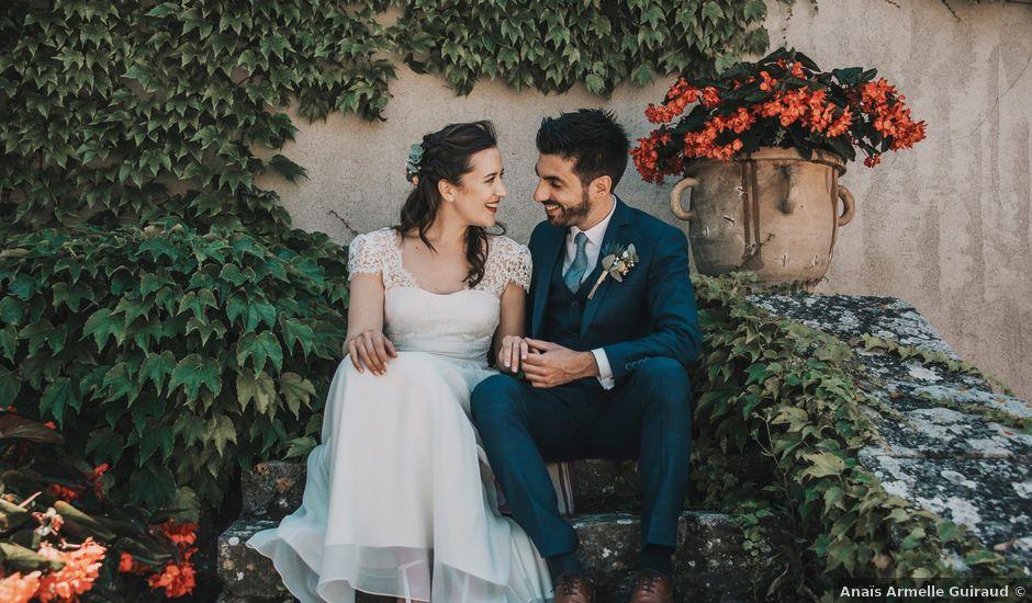 Le mariage de Thomas et Virginie à Palaja, Aude