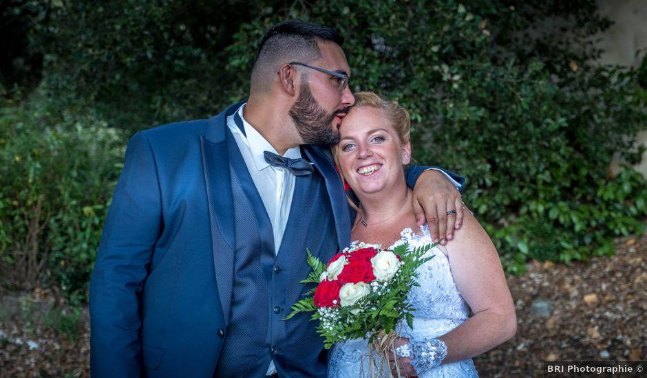 Le mariage de Grégory et Chantal à Sernhac, Gard