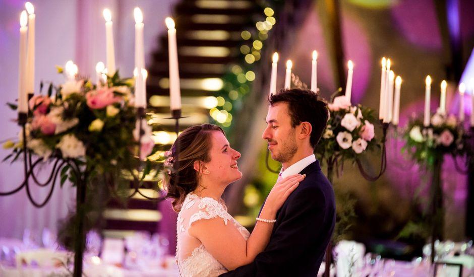 Le mariage de Julien et Rose à Vauréal, Val-d'Oise