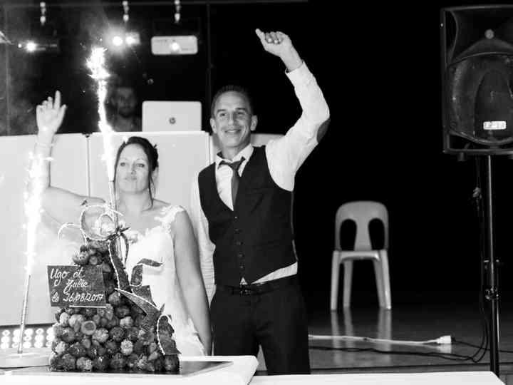 Le mariage de Julie et Ugo