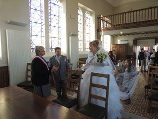 Le mariage de Odile et Christophe 2
