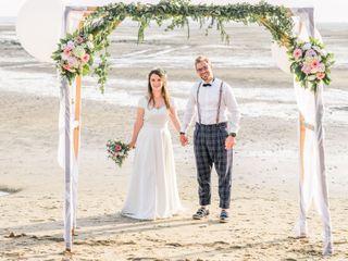 Le mariage de Mathilde et Cyrille