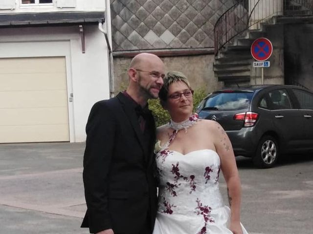 Le mariage de Didier et Sabrina à Cornimont, Vosges 4