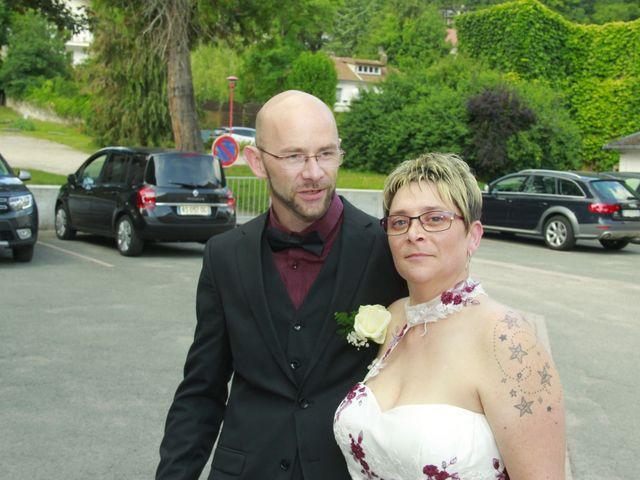Le mariage de Didier et Sabrina à Cornimont, Vosges 1