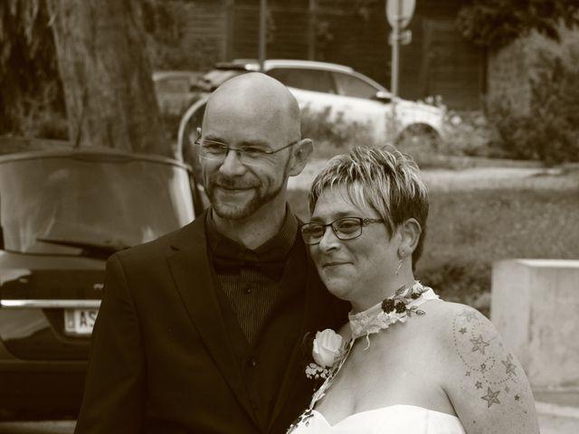 Le mariage de Didier et Sabrina à Cornimont, Vosges 2