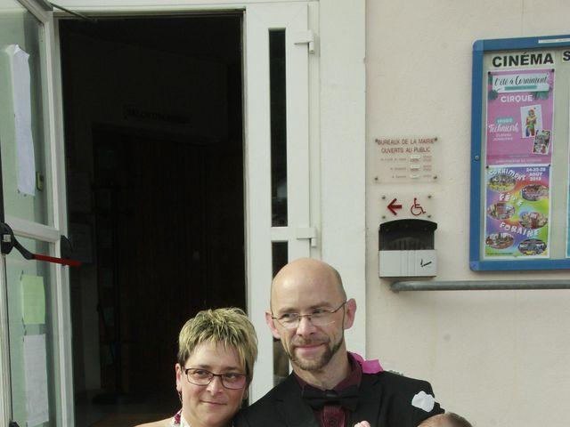 Le mariage de Didier et Sabrina à Cornimont, Vosges 6