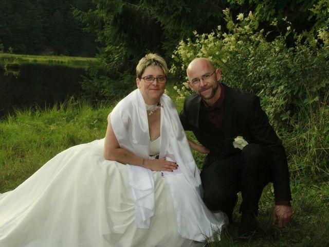 Le mariage de Didier et Sabrina à Cornimont, Vosges 13