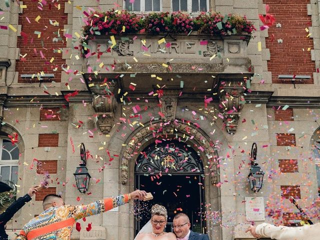 Le mariage de Bertrand et Catherine  à Raismes, Nord 5