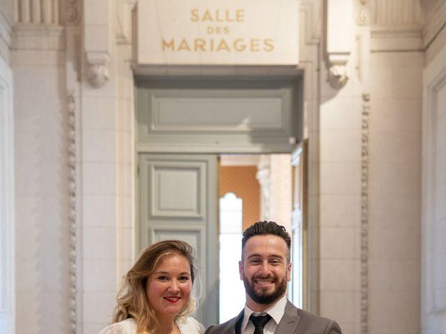 Le mariage de Niels et Marina à Tours, Indre-et-Loire 3