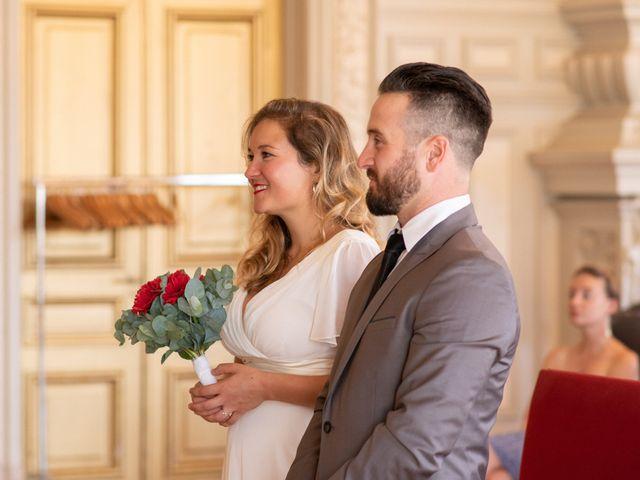 Le mariage de Niels et Marina à Tours, Indre-et-Loire 7