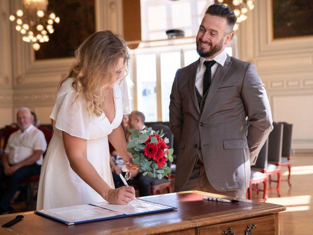 Le mariage de Niels et Marina à Tours, Indre-et-Loire 8