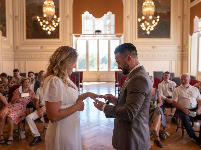 Le mariage de Niels et Marina à Tours, Indre-et-Loire 9