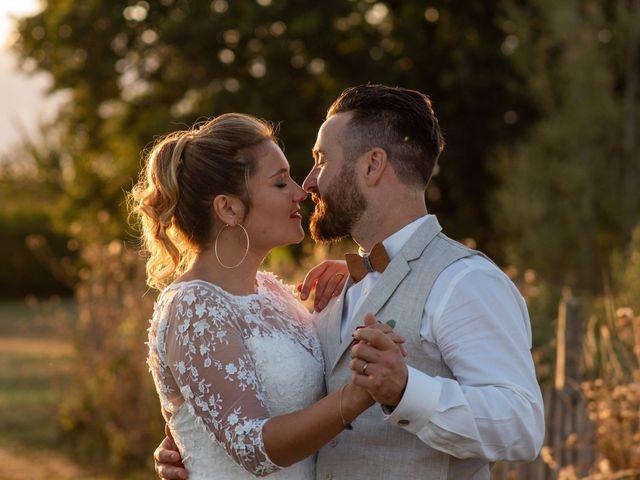 Le mariage de Marina et Niels