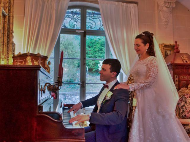 Le mariage de Renat et Elvira à Évreux, Eure 5