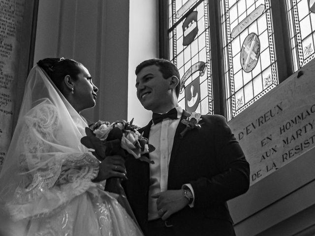 Le mariage de Renat et Elvira à Évreux, Eure 9