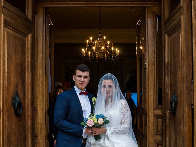 Le mariage de Renat et Elvira à Évreux, Eure 11