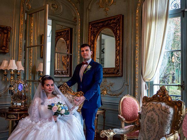 Le mariage de Elvira et Renat