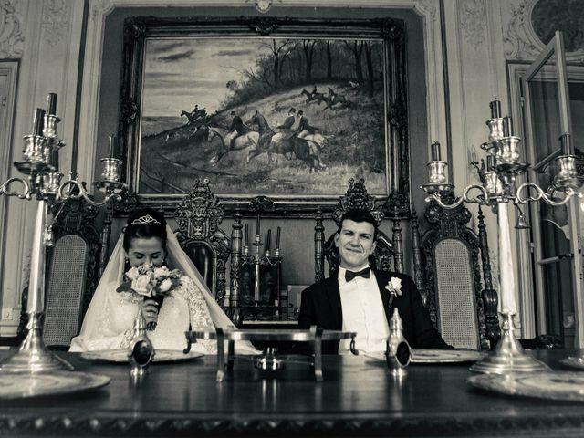 Le mariage de Renat et Elvira à Évreux, Eure 19