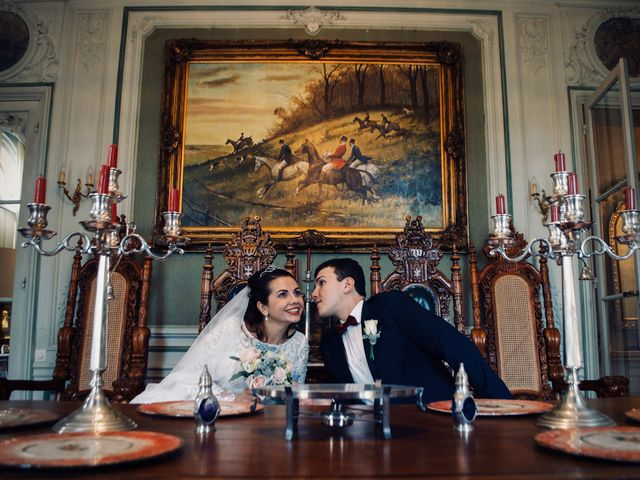 Le mariage de Renat et Elvira à Évreux, Eure 20
