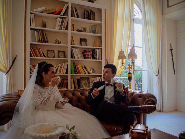Le mariage de Renat et Elvira à Évreux, Eure 21