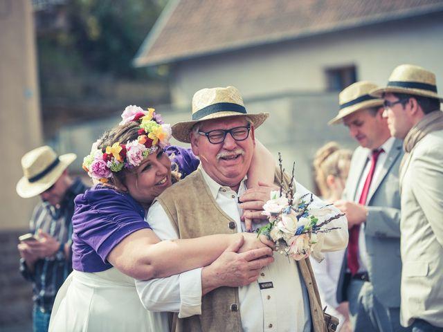 Le mariage de Gilles et Caroline à Ettendorf, Bas Rhin 21