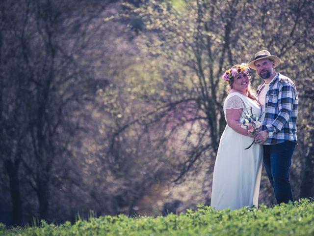 Le mariage de Gilles et Caroline à Ettendorf, Bas Rhin 27