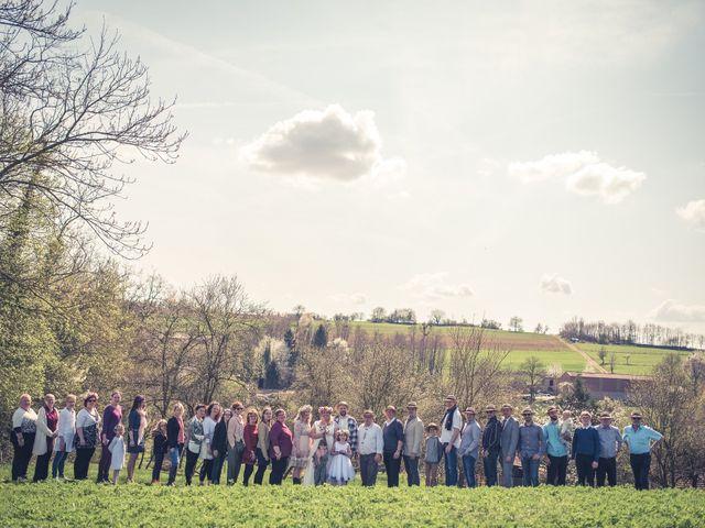 Le mariage de Gilles et Caroline à Ettendorf, Bas Rhin 33