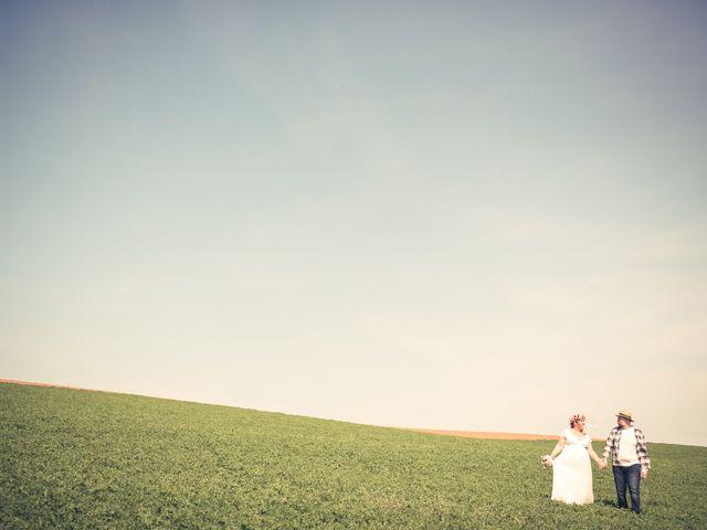 Le mariage de Gilles et Caroline à Ettendorf, Bas Rhin 48