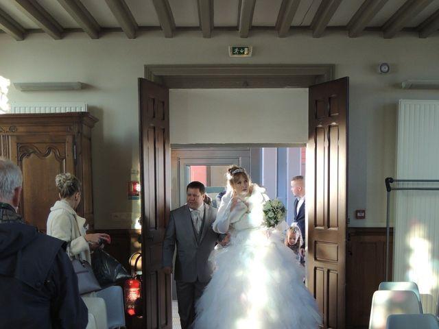 Le mariage de Christophe et Odile à Rugles, Eure 3