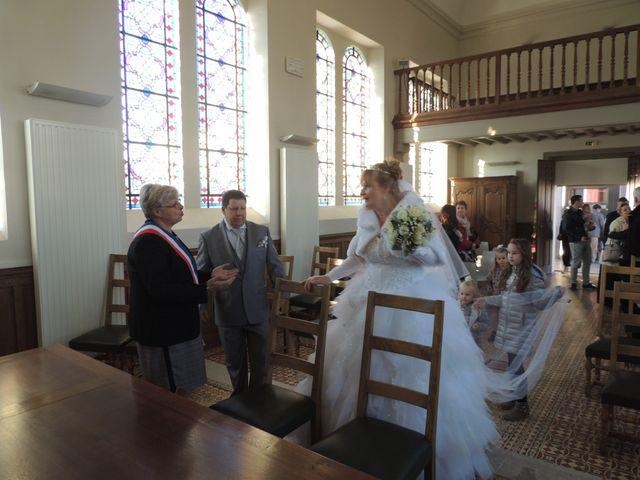 Le mariage de Christophe et Odile à Rugles, Eure 4