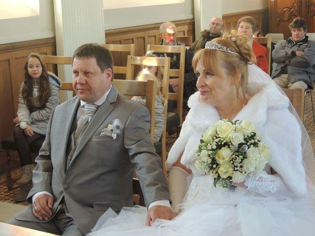 Le mariage de Christophe et Odile à Rugles, Eure 5