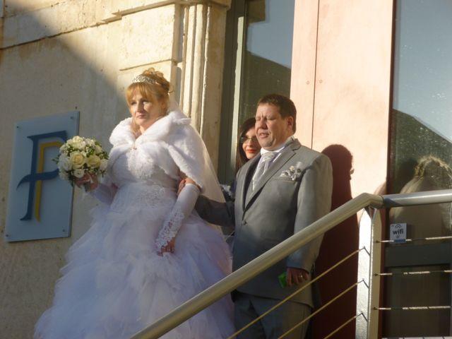 Le mariage de Christophe et Odile à Rugles, Eure 7