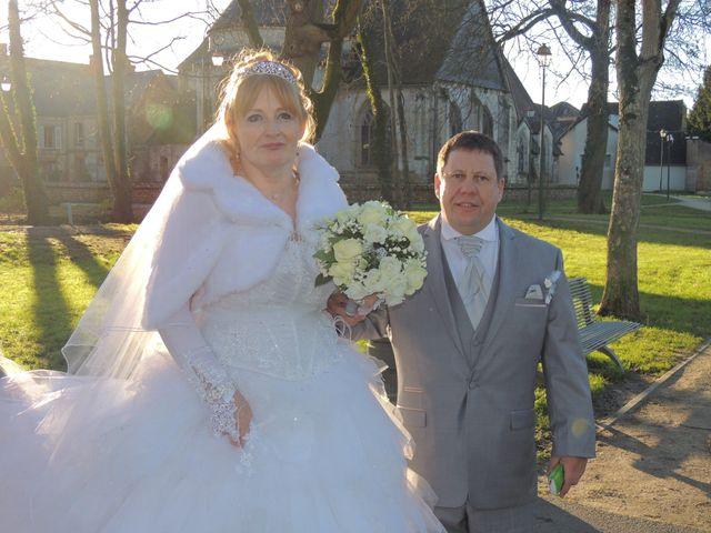Le mariage de Christophe et Odile à Rugles, Eure 8