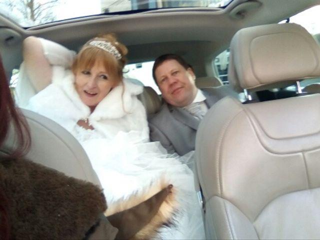 Le mariage de Christophe et Odile à Rugles, Eure 35